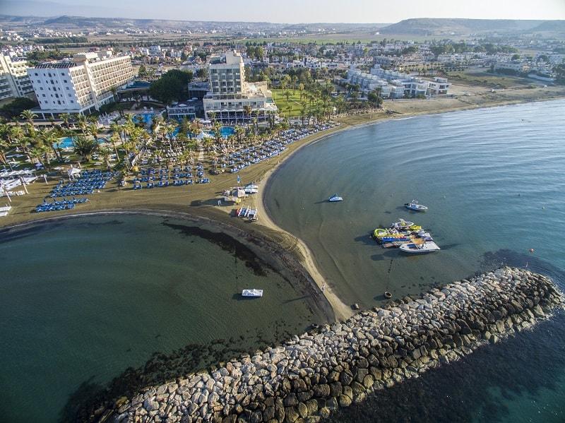 Картинки по запросу The Golden Bay Beach Larnaca 5*